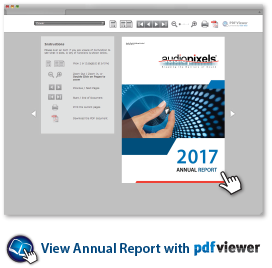 View Annual Report with PDF Viewer Button